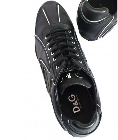 Sneakers uomo Nappa Black | D&G - Mida 10