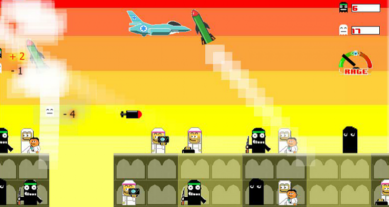 "Controversial ""Bomb Gaza"" Android Game removed from Google Play Store"
