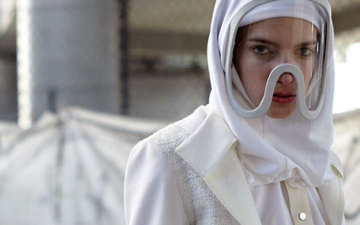 Fashion Week Stockholm August 2014 präsentiert – Isabell Yalda Hellysaz, für Sie - NEUES LABEL!