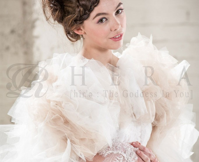 New Zealand Fashion Week August 2014 präsentiert – Hera Bridal, für Sie