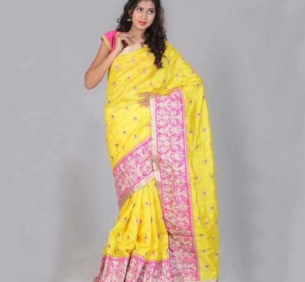 Bangalore Fashion Week August 2014 präsentiert - Kalanjali, für Sie & Ihn