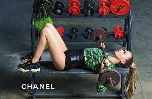 knit chanel