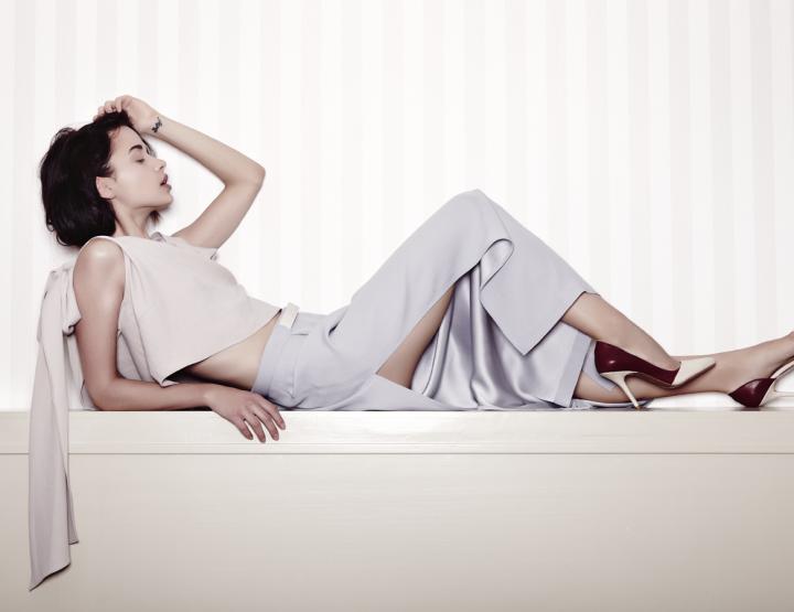 Fashion Week Stockholm August 2014 präsentiert – Caroline Kummelstedt, für Sie