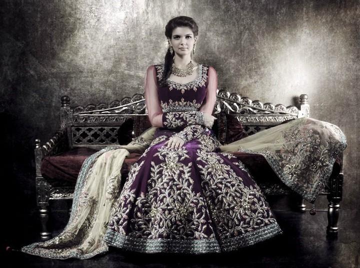 Bangalore Fashion Week August 2014 präsentiert - Lalit Dalmia, für Sie