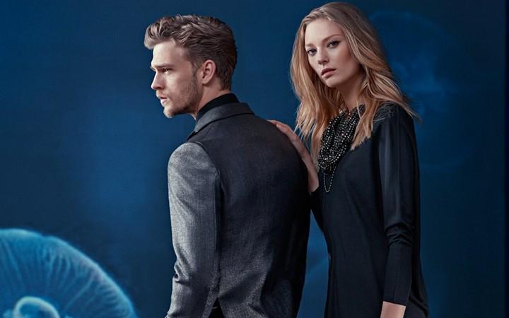 Fashion Week Stockholm August 2014 präsentiert – J. Lindeberg, für Sie & Ihn FS15
