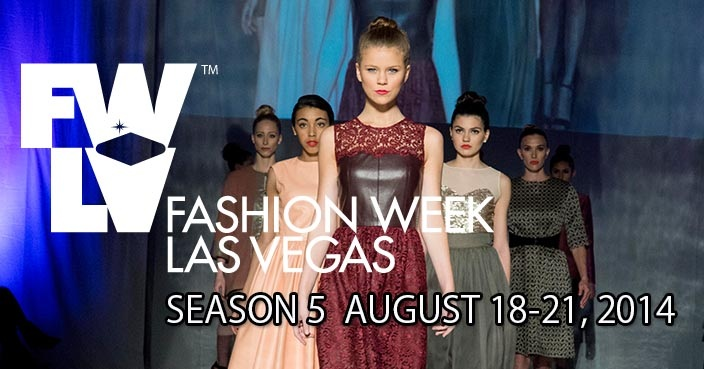 Week Fashion Las Vegas d'aostu di u 2014 - Junior, mostra e cima cuncettori
