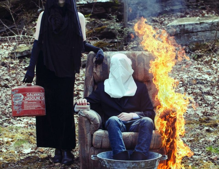 Outstanding Artists | Christopher McKenney - Thoose Woods are ful of Ghosts