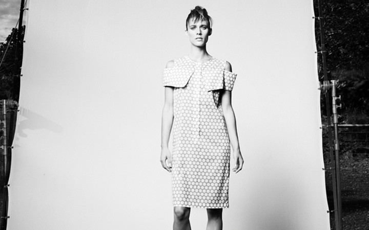 Fashion Week Stockholm August 2014 presents – Menckel, for women