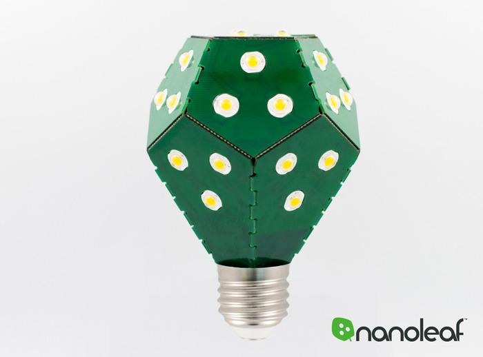 Nanoleaf Bloom - LED's dimmen leicht gemacht!