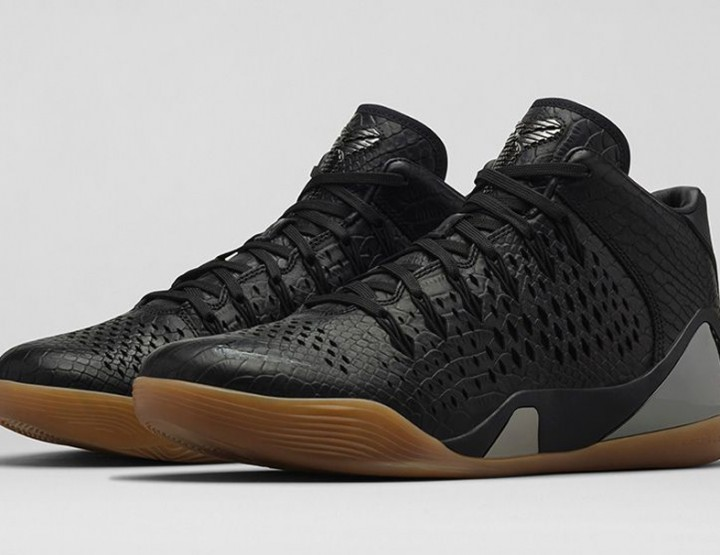 """Die schönsten Sneaker 2014: Nike Kobe 9 Mid EXT """"Snakeskin"""""""