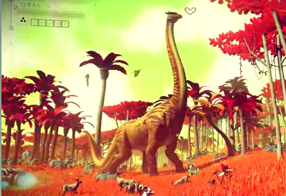 No Man's Sky | The sun will burn out before you manage to finish this game!