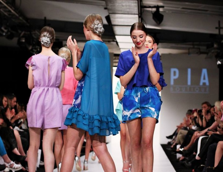 New Zealand Fashion Week August 2014 präsentiert – Pia, für Sie