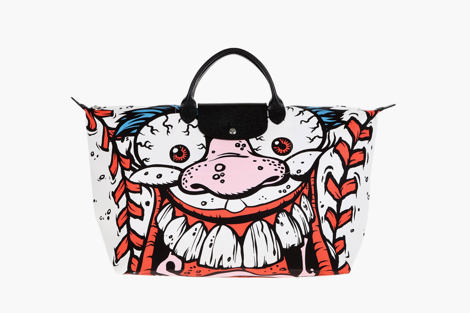 Longchamp Jeremy Scott Shop
