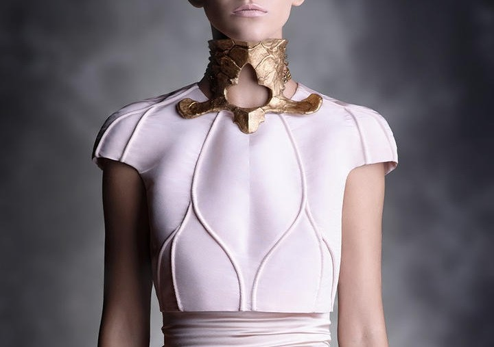 Fashion Trends 2014/15 - Sculpture Design - Von Couture bis RTW