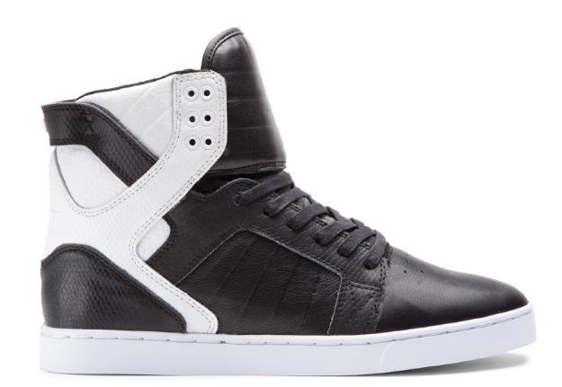 Die schönsten Sneaker 2014: SUPRA Skytop LX
