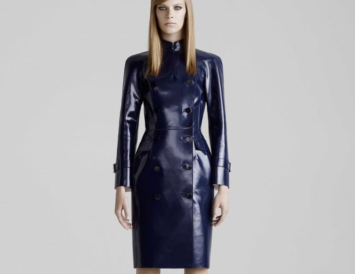 Fashion Trends 2014/15: Verrucht, billig, sexy? Wet Leder Trend entwickelt sich glänzend
