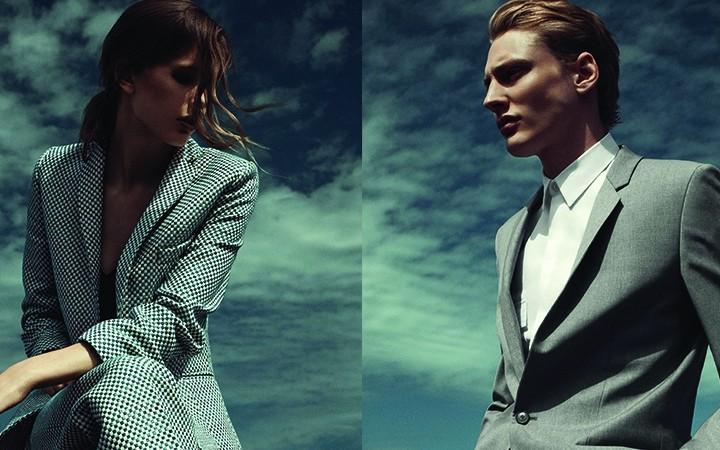 Fashion Week Stockholm August 2014 präsentiert – Whyred, für Sie & Ihn