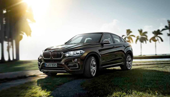 BMW X6: What a luxurious ambience!