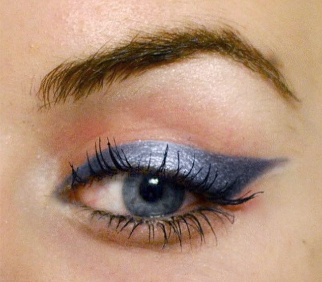 Styling- und Beauty-Tipp Berlin | Blue Metallic Eyeliner