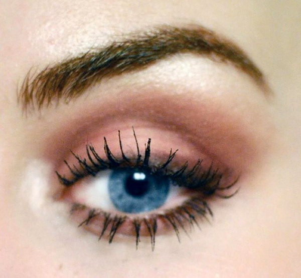 Styling- und Beauty-Tipp Berlin | Soft Red&Pink Smokey Eye