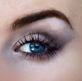 Styling- und Beauty-Tipp Berlin | Zartes lila Augen-Make-up