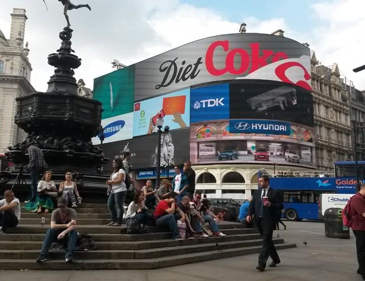 London Easy Going: Mit dem Bus in die Nacht und über Soho zurück