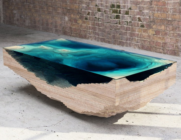Einrichtungstipp: The ABYSS Table von Duffy London