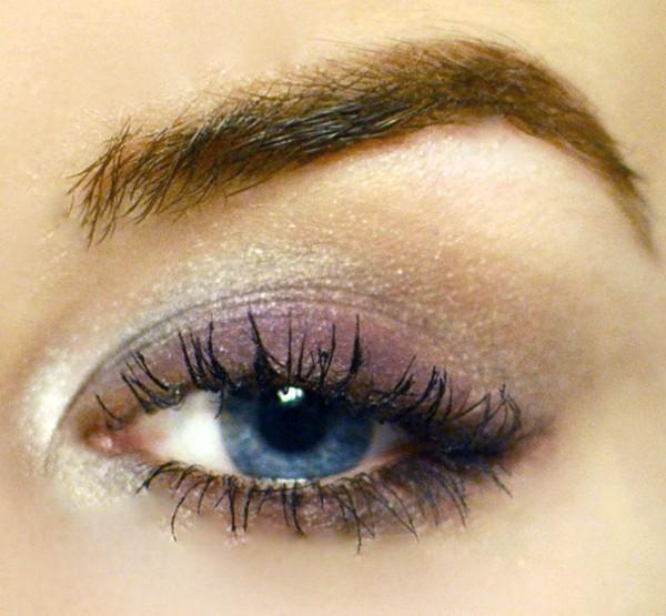 Styling- und Beauty-Tipp Berlin | Lila & Silber Look