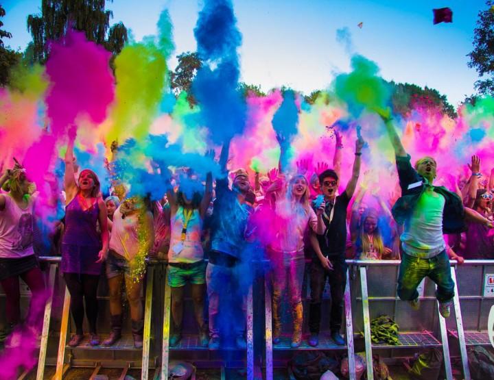 Veranstaltungstipp Hamburg: Holi Festival of Colors