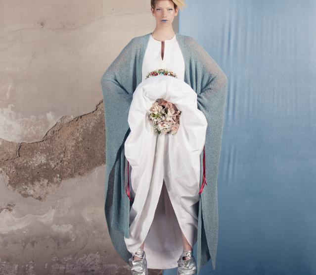 MQ Vienna Fashion Week September 2014 präsentiert – JCHOERL, für Sie