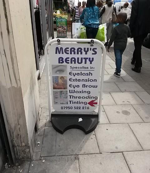 London Easy Going: 4 Minuten Augenbrauen-Waxing von einer waschechten Vietnamesin