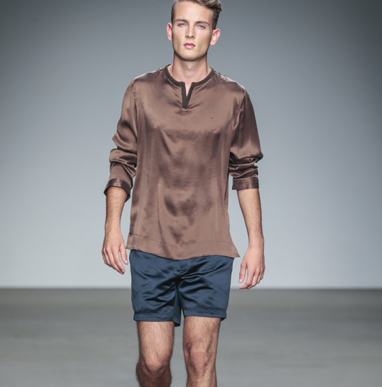 MQ Vienna Fashion Week, September 2014 presents – Mevan Kaluarachchi, for men SS15
