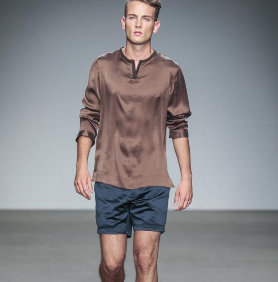 MQ Vienna Fashion Week, September 2014 präsentiert – Mevan Kaluarachchi, für Ihn FS15