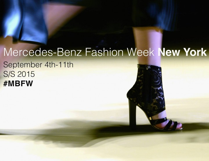 Mercedes-Benz Fashion Week New York, September 2014 und ihre Alternativen
