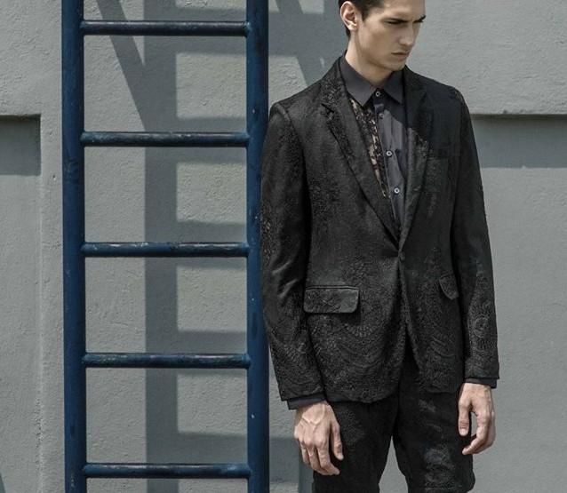 MQ Vienna Fashion Week September 2014 präsentiert – Pattric Boyle, für Ihn HW14/15