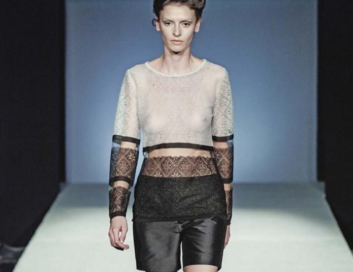 MQ Vienna Fashion Week, September 2014 präsentiert – Andreea Tincu & Sense, für Sie FS14