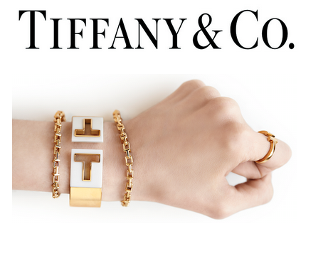 Tiffany & Co. New Release - Tiffany T