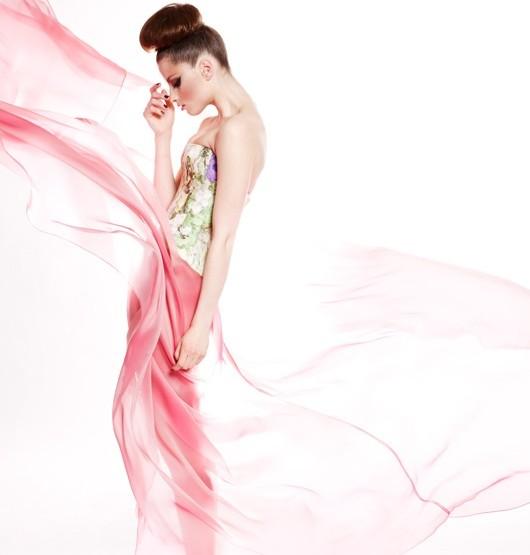 MQ Vienna Fashion Week, September 2014 präsentiert – Irina Vitjaz, für Sie