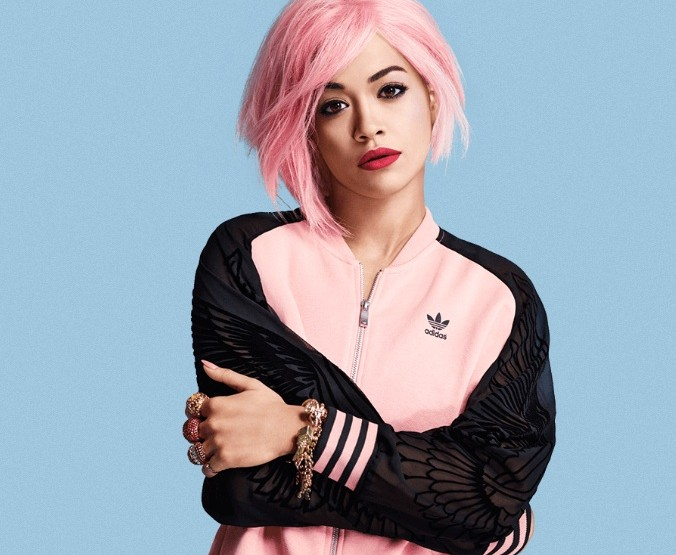 adidas Originals präsentiert den zweiten Drop der adidas Originals by Rita Ora FW14 Kollektion