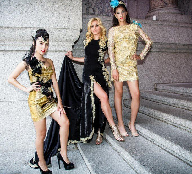 Couture Fashion Week New York September 2014 präsentiert – Alexandra Popescu-York, für Sie