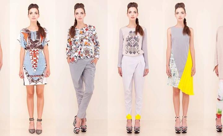 MQ Vienna Fashion Week September 2014 präsentiert – Artista, für Sie FS14