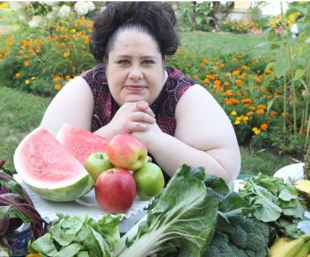 Friday ChitChat | Donna Simpsons Lebensziel: die fetteste Frau der Welt werden
