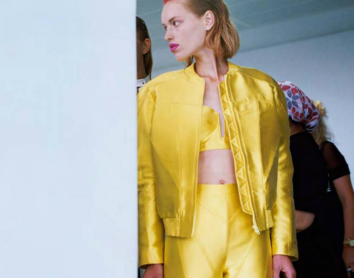 London Fashion Week September 2014 presents – Fyodor Golan, for women