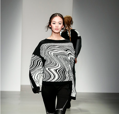 London Fashion Week, September 2014 präsentiert – Jean-Pierre Braganza, für Sie
