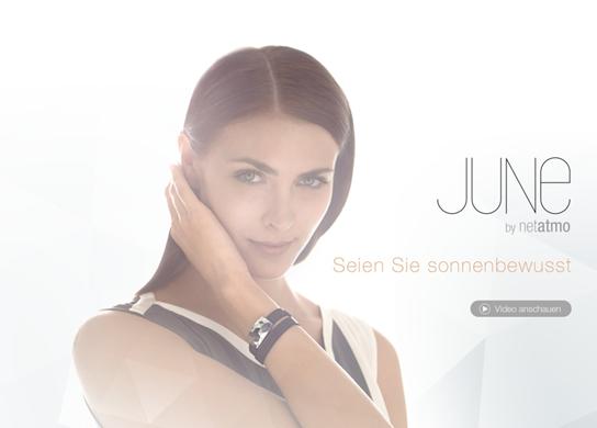 Friday ChitChat  | Wearables - UV-Armbänder, die die Sonneneinstrahlung messen!