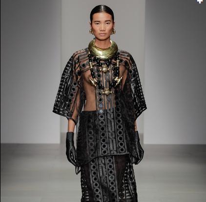 London Fashion Week, September 2014 präsentiert – KTZ, für Sie & Ihn