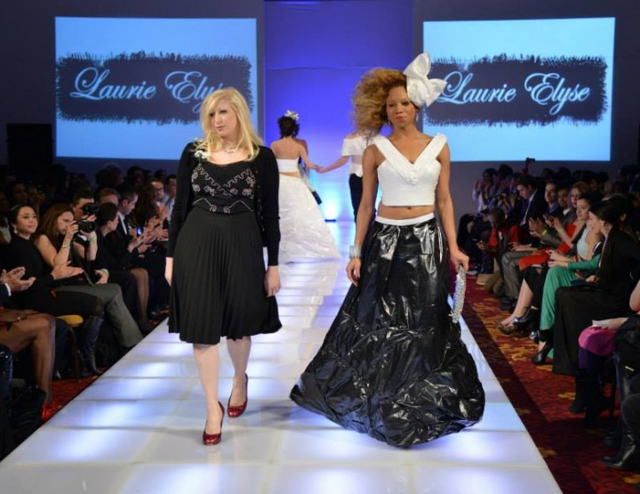 Couture Fashion Week New York September 2014 präsentiert – Laurie Elyse, für Sie