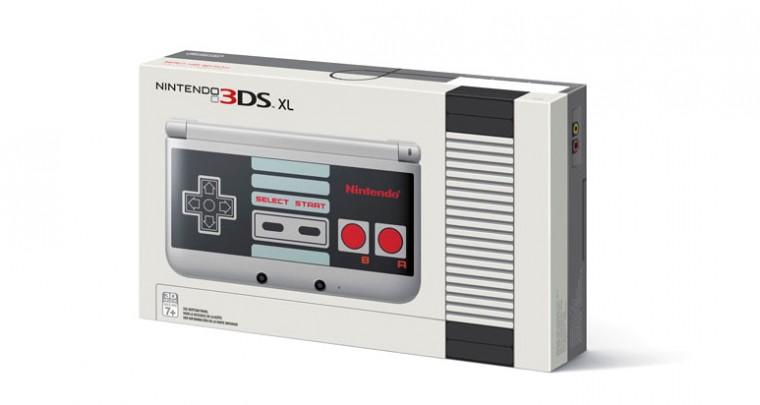 Must Have: Nintendo 3DS im Retro-Design