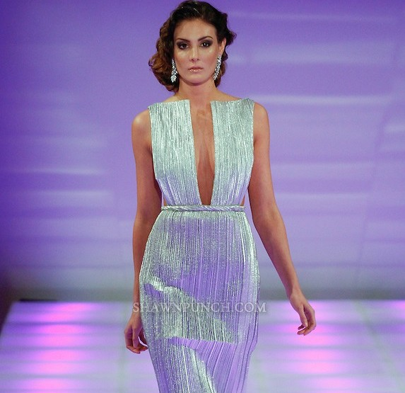 Couture Fashion Week New York September 2014 präsentiert – Pedram Couture, für Sie