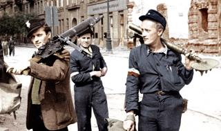 Veranstaltungstipp Berlin: Warschauer Aufstand 1944
